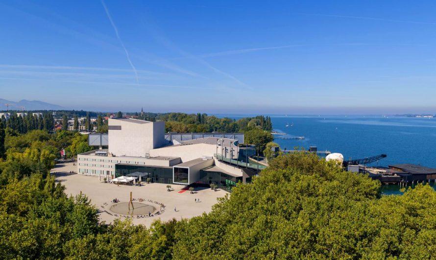 Festspielhaus Bregenz öffnet wieder