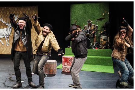 Warum Klassiker im Sprechtheater heute wichtig (und richtig!) sind