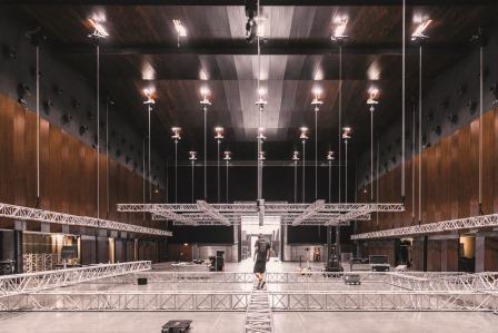 ChainMaster Bühnentechnik präsentiert neue D8plus Kettenzüge