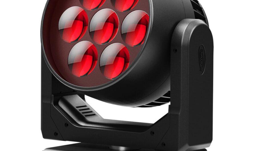 Neue Firmware bringt FX-Library für ELATION Rayzor 760 und Proteus Rayzor 760