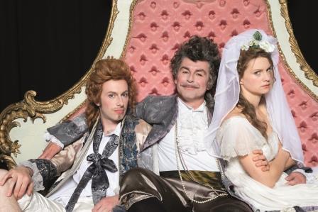 """""""… auch zu Shakespeares Zeiten wurden Theaterwegen Seuchen geschlossen."""""""