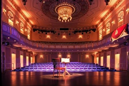 Amadeus Active Acoustics im König Albert Theater Bad Elster