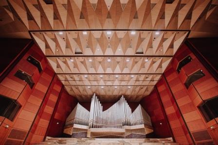 Meistersingerhalle Nürnberg erneuert Beleuchtung mit VisionTwo