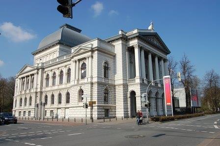 Der Deutsche Bühnenverein feiert 175-jähriges Jubiläum