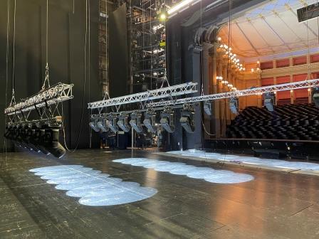 Premium-Lichttechnik von ETC in Bayreuth