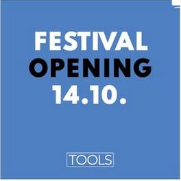 Festival und Theaterlabor TOOLS live bei SPECTYOU